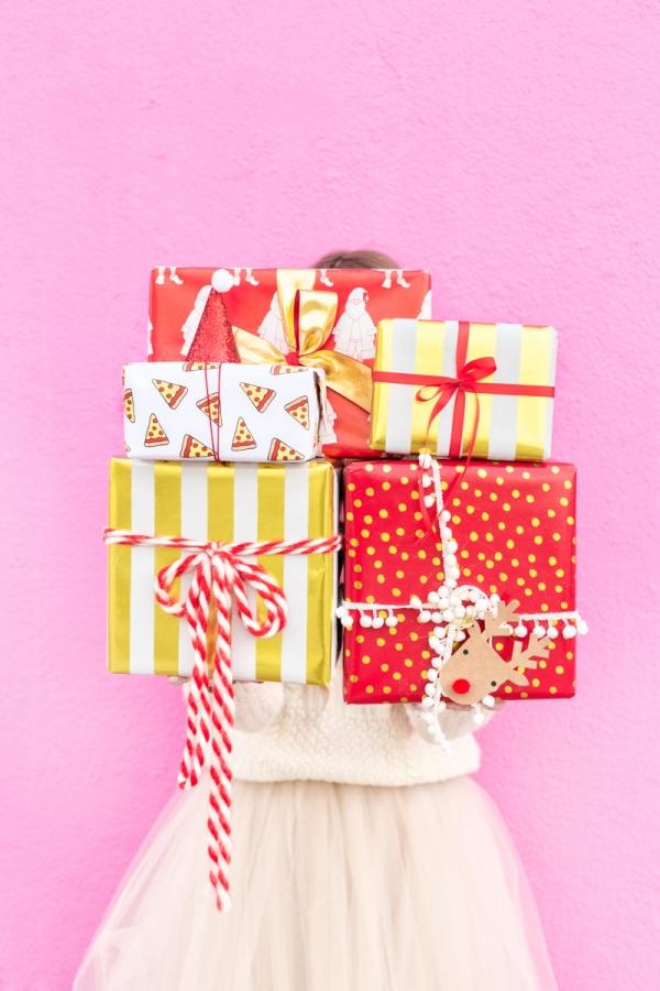 Awesome Gift Wrap Pairings   studiodiy.com